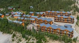 Enchanting Travels Alaska Denali Bluffs Hotel Exterior