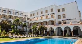 Enchanting Travels Morocco Tours Tangier Hotels El Minzah