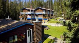 Enchanting Travels Canada Tours Sunwapta Falls Rocky Mountain Lodge