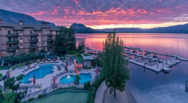 Enchanting Travels Canada Tours Cove Lakeside Resort