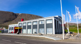 Enchanting Travels Iceland Reise Fosshotel Westfjords
