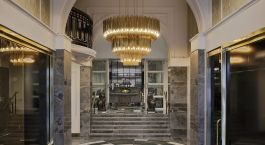 Eingangsbereich des Hotel Grand Windsor MGallery by Sofitel in Auckland, Neuseeland