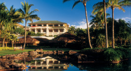 Enchanting Travels Hawaii Tours Grand Hyatt Kauai Resort & Spa (south side, Poipu beach area)
