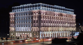 Enchanting Travels Greece Tours Grand Bretagne Hotel