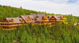 Enchanting Travels Canada Tours Hotel Sacacomie