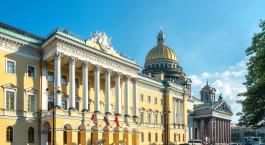 Enchanting Travels Russian Reise Four Seasons Hotel Lion Palace