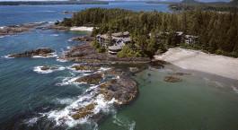 Enchanting Travels Canada Tours Hotel Wickaninnish Inn