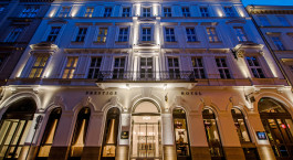Enchanting Travels European Tours Prestige Hotel Budapest