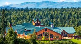 Enchanting Travels Alaska Tours Talkeetna Hotels Mt. McKinley Princess Wilderness Lodge