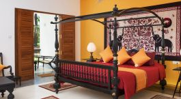 Doppelzimmer im The Notaryu2019s House in Negombo, Sri Lanka