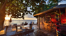 Enchanting Travels - Thailand Resien -  Koh Lanka - Lanta Sand Resort and Spa - Restaurant