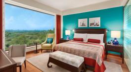 The Oberoi Suite Bedroom New Delhi India Asia Tour