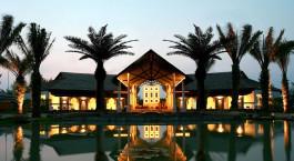 Enchanting Travels - Thailand Reisen - Khao Lak - Beyond Resort Khaolak - Auu00dfenansicht bei Nacht