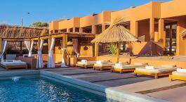 Pool im Noi Casa Atacama Hotel , San Pedro de Atacama, Chile