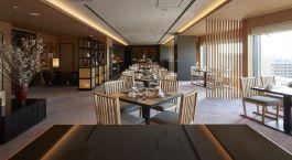 Restaurant im Hotel Gajoen Tokyo, Tokio in Japan