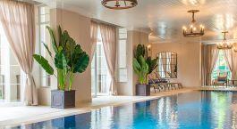 Swimmingpool im Palacina Hotel in Nairobi, Kenia