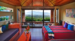 Doppelzimmer im Xandari Resort & Spa, San Josu00e9, Costa Rica