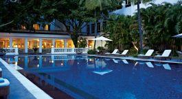 Pool at Vivanta by Taj u2013 Connemara, Chennai Hotel in Mamallapuram, South India