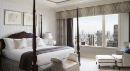 Doppelzimmer mit Aussicht von The Ritz-Carlton Osaka, Japan