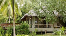 Enchanting Travels - Thailand Tours - Koh Yao Yai Village - Auu00dfenansicht
