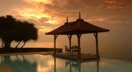 Exterior view during sunset Saman Villas Bentota Hotel, Bentota, Sri Lanka