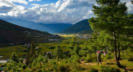 Trekking in Paro, Bhutan