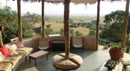 Terrasse, Lamai Serengeti Private Camp  in Nu00f6rdliche Serengeti, Tansania