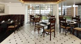 Enchanting Travels - Su00fcdindien Reisen - Cochin -Eighth Bastion - Restaurant