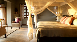 Zimmer im Hotel Kitela Lodge, Tanzania