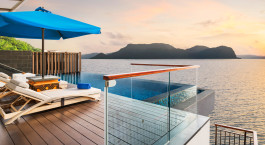 Enchanting Travels - Malaysia Reisen - Langkawi - The St. Regis Langkawi - Pool