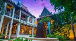 Auu00dfenansicht von Hotel Borei Angkor Resort, Siem Reap in Kambodscha