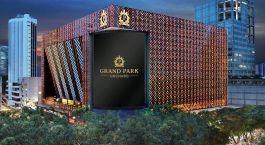 Auu00dfenansicht von Hotel Grand Park Orchard in Singapur