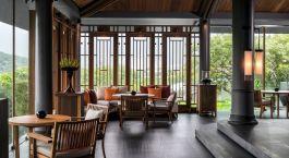 Lounge im Amanoi Hotel in Nha Trang, Vietnam