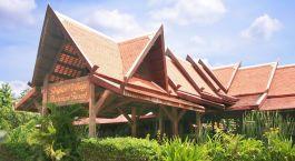 Auu00dfenansicht im Hotel Angkor Village Resort & Spa,  Siem Reap in Kambodscha