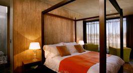 Schlafzimmer im Hotel Entre Cielos in Mendoza, Argentinien