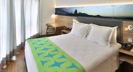Zimmer im Hotel Arena Leme,  Rio de Janeiro in Brasilien