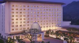 Auu00dfenansicht von Hotel Vivanta Guwahati, Ostindien