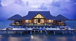 Exterior view at Taj Exotica Resorts & Spa Hotel, Male, Maldives