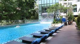 Enchanting Travels Singapore Tours Park Regis Hotel Singapore pool