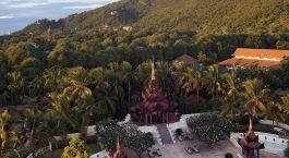Mandalay Hill Resort in Mandalay, Myanmar