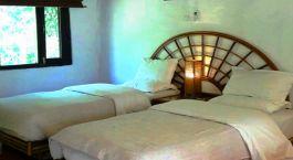 Zweibettzimmer im Safari Narayani Hotel in Chitwan, Nepal