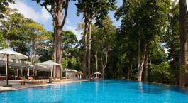 Pool im Taj Exotica Resort & Spa, Andamans Inseln, Indien