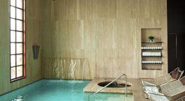 Swimming Pool im Hotel Fasano Sao Paulo, Su00e3o Paulo in Brasilien