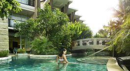 Pool im Sofitel Bali Nusa Dua Beach Resort Hotel in Nusa Dua, Indonesien