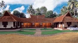 Enchanting Travels - Su00fcdindien Reisen - Alleppey -Emerald Isle Heritage Villa - Anwesen