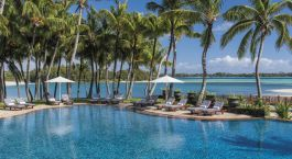 Swimmingpool im Shangri-Lau2019s Le Touessrok Resort & Spa in Mauritius