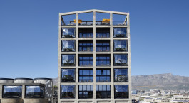 Enchanting Travels South Africa Tours Cape Town Hotels The Silo Hotel Exterior