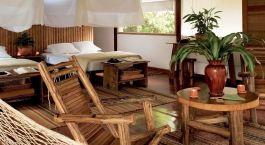 Zimmer im Hotel Inkaterra Reserva Amazu00f3nica, Puerto Maldonado in Peru