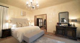 Doppelzimmer im Avondrood Guest House, Winelands, Su00fcdafrika