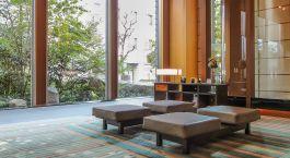 Lobby im Niwa Hotel, Tokio, Japan